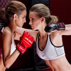 Kampfsport Selbstverteidigung Hamburg für Frauen