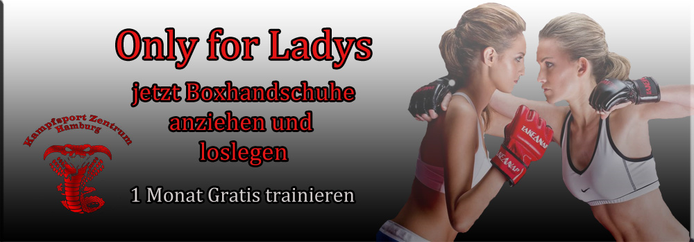 Kampfsport-Frauen
