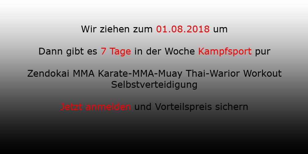 Kontakt Kampfsport