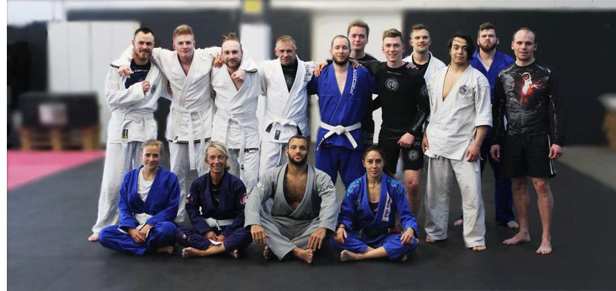 Brazilian Jiu Jitsu im Kampfsport Zentrum Hamburg